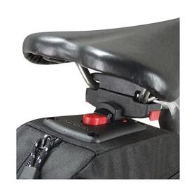 KlickFix Micro SL Plus Torba rowerowa czarny